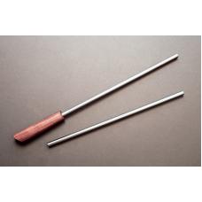 "12"" Smooth Sharping Steel Kit - Hock Tools"
