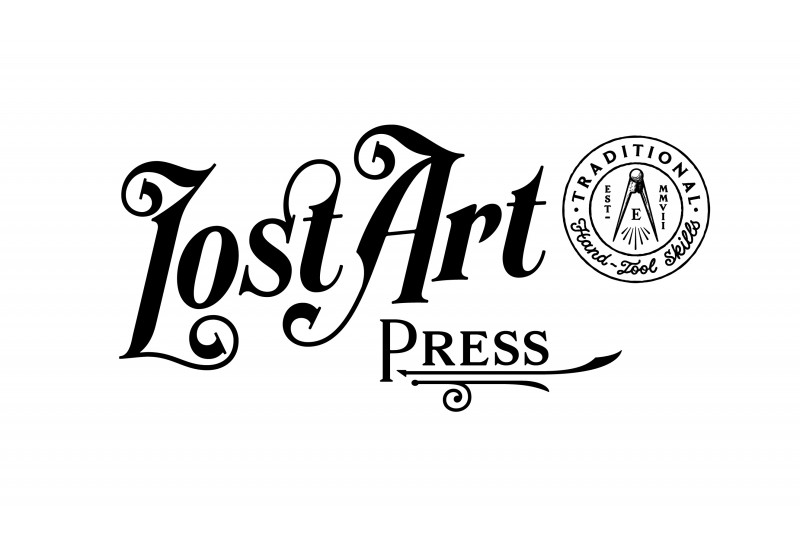 Lost Art Press and other books