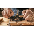 Large Router Plane - Closed Throat