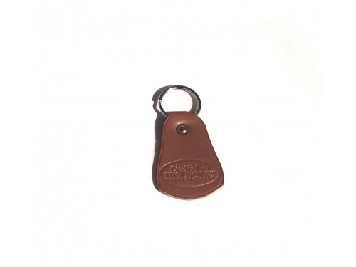 LNA Leather Key Ring