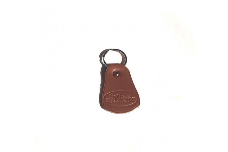 LNA Leather Key Ring