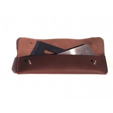 Leather Wallet for Plane Blades