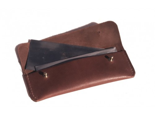 Leather Wallet for Handscrapers