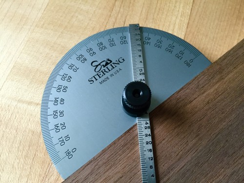 Sterling Sterling Precision Protractor 6 inch
