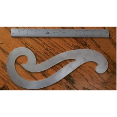 Sterling Roubo Curves® Series II - G curve