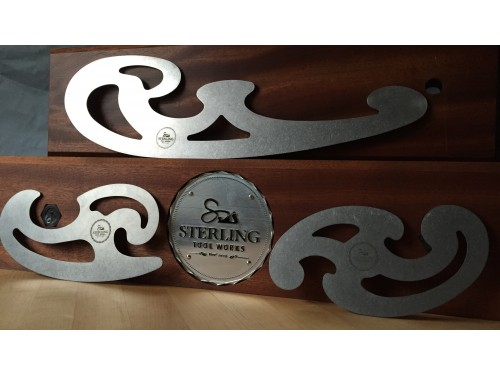 Sterling Roubo Curves® Series I Set