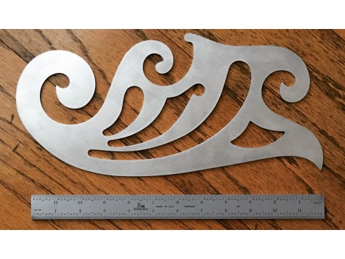 Sterling Roubo Curves® Series II - Detail Curve