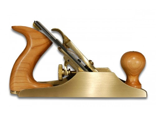 No. 4 Smooth Plane in Bronze
