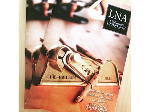 Lie-Nielsen Toolworks Australia Catalogue