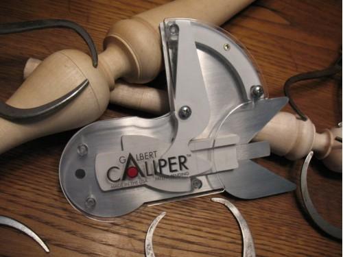 Galbert Caliper Metric