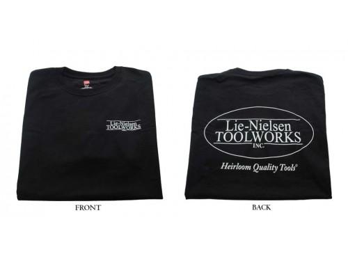 Shirt LN T-Shirt - Black - XXXL