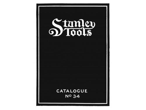 Stanley Tools Catalogue No. 34