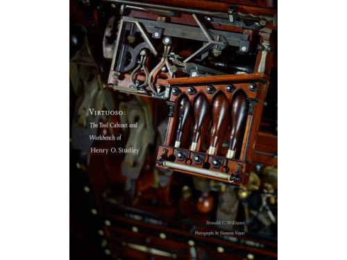 Virtuoso: The Tool Cabinet and Workbench of H.O. Studley