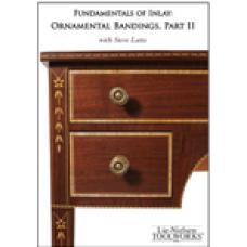 Fundamentals of Inlay: Ornamental Bandings II