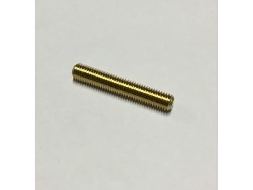 Spare Brass Threaded Rod 6-38mm