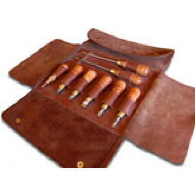 Lie-Nielsen Leather Tool Cases