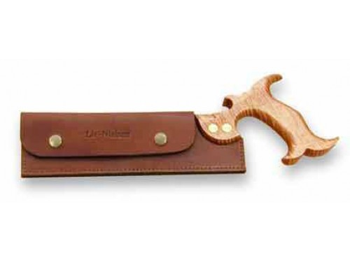 Leather Dovetail Saw Case